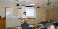 teaching concealed pistol license class